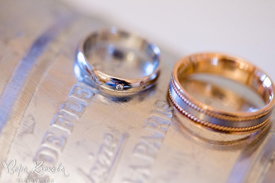 свадебные кольца и аксессуары в стиле Прованс