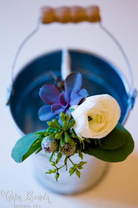 свадебные аксессуары в стиле Прованс
