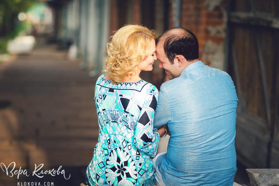 engagement photosession / предсвадебная фотосессия / живые эмоции