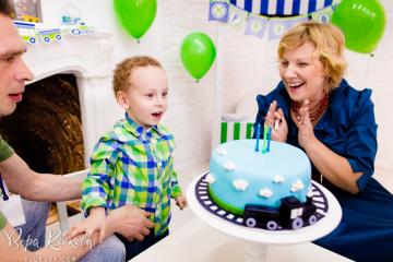 Детский день рождения Kids birthday